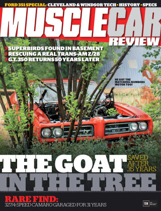 Muscle Car Review Aug 2016