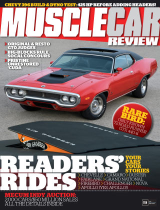 Muscle Car Review Sep 2016