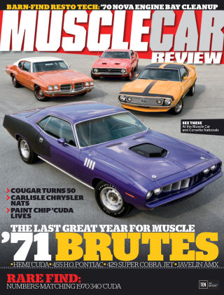 Muscle Car Review Nov 2016
