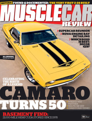 Muscle Car Review Dec 2016