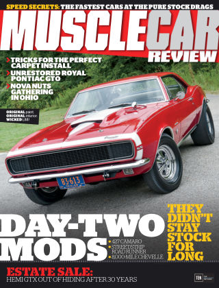 Muscle Car Review Jan 2017
