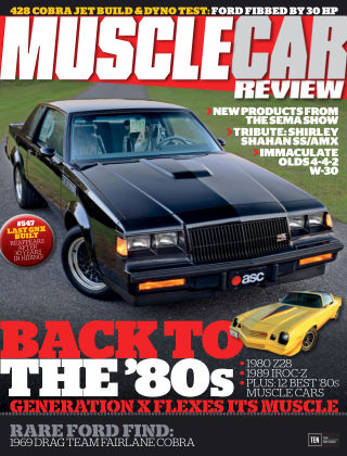 Muscle Car Review Feb 2017