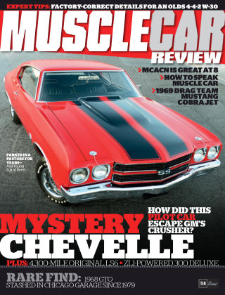 Muscle Car Review Mar 2017