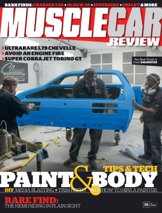 Muscle Car Review Apr 2017