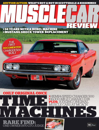 Muscle Car Review May 2017