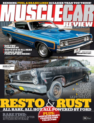 Muscle Car Review Jun 2017