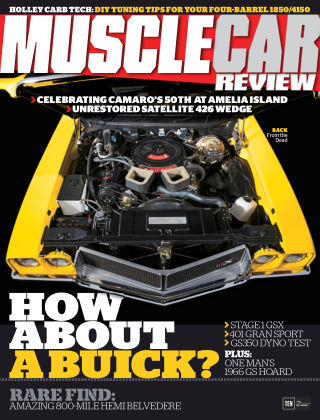 Muscle Car Review Jul 2017