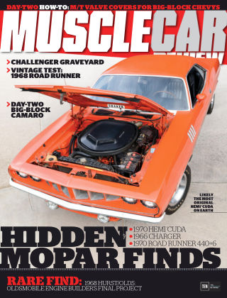 Muscle Car Review Oct 2017
