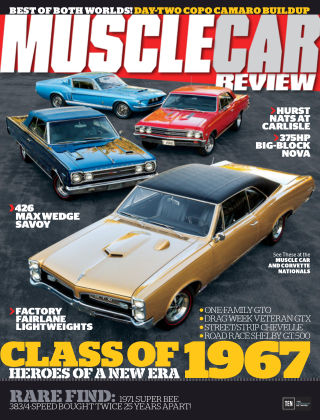 Muscle Car Review Nov 2017