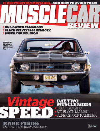 Muscle Car Review Dec 2017