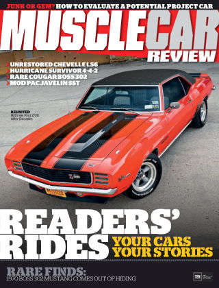 Muscle Car Review Jan 2018