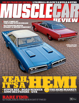 Muscle Car Review Feb 2018