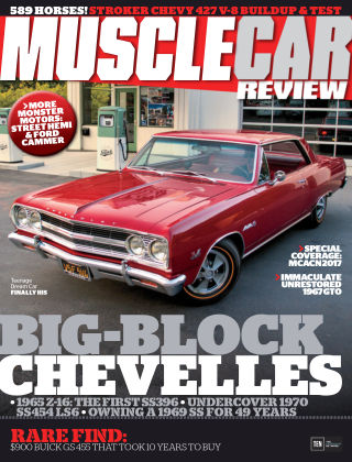 Muscle Car Review Mar 2018