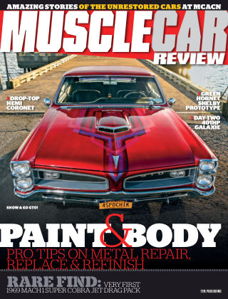 Muscle Car Review Apr 2018