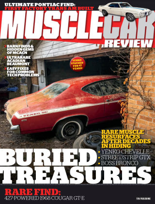 Muscle Car Review May 2018