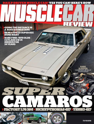 Muscle Car Review Jun 2018