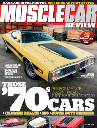 Muscle Car Review Jul 2018
