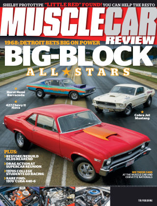 Muscle Car Review Nov 2018