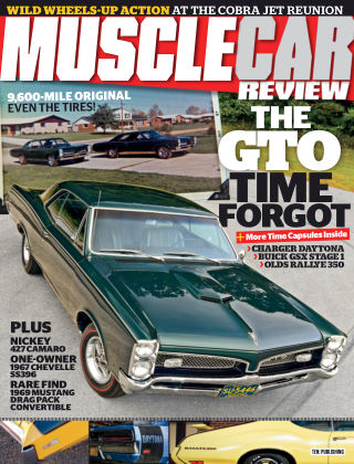 Muscle Car Review Dec 2018