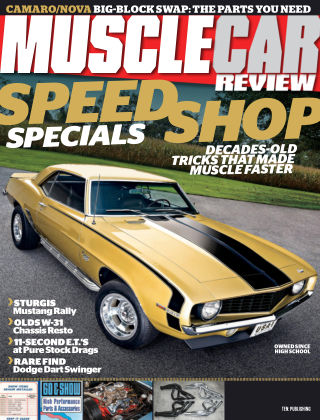 Muscle Car Review Jan 2019