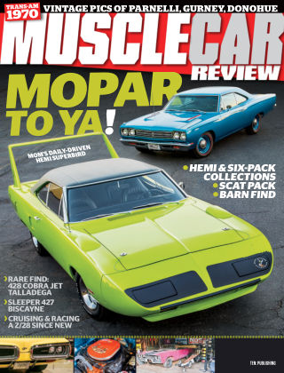 Muscle Car Review Feb 2019