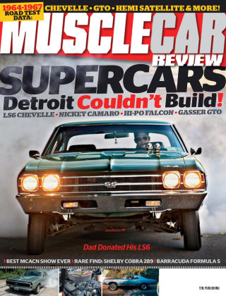 Muscle Car Review Mar 2019