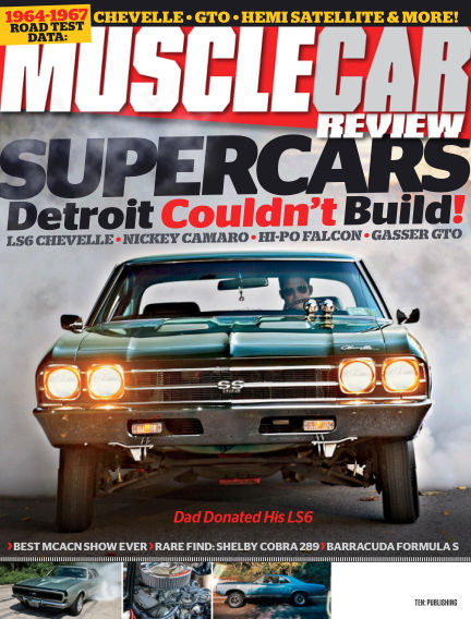 Muscle Car Review Subscription Best Offer With Readly