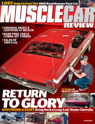 Muscle Car Review Apr 2019