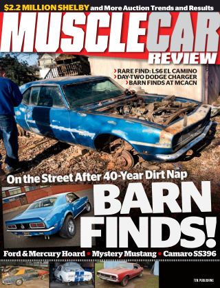 Muscle Car Review May 2019