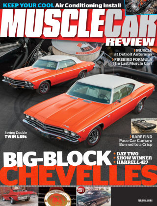 Muscle Car Review Jun 2019