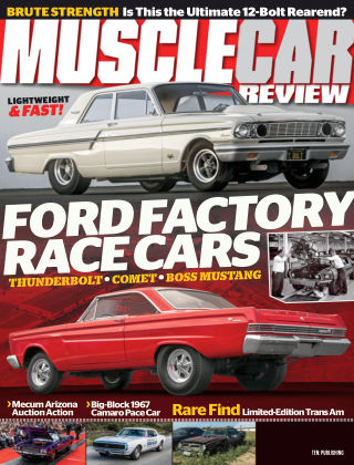 Muscle Car Review Jul 2019