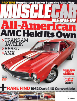 Muscle Car Review Aug 2019