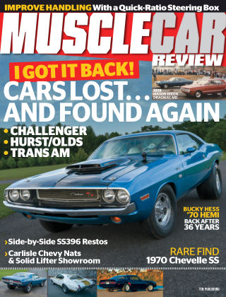 Muscle Car Review Oct 2019