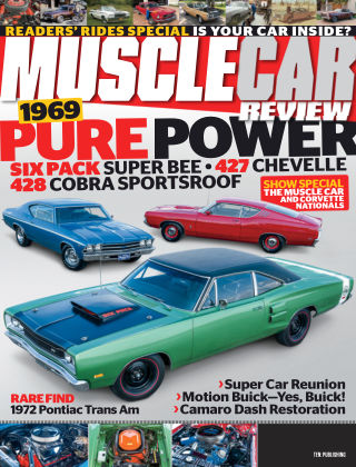 Muscle Car Review Nov 2019