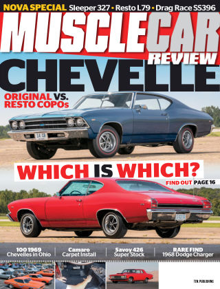 Muscle Car Review Dec 2019