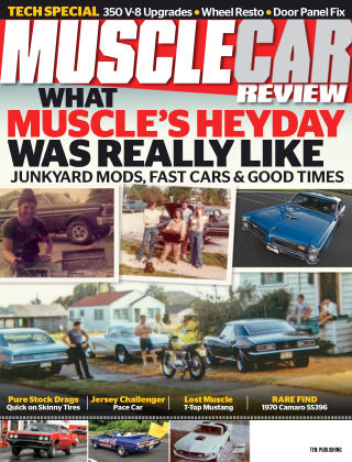 Muscle Car Review Jan 2020