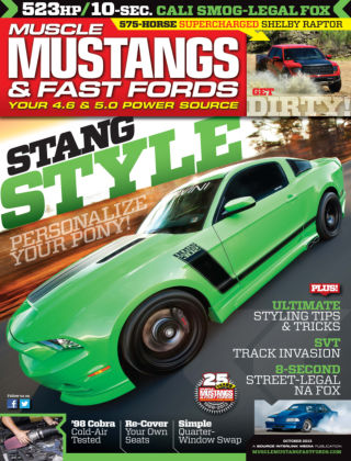 Muscle Mustangs & Fast Fords October 2013