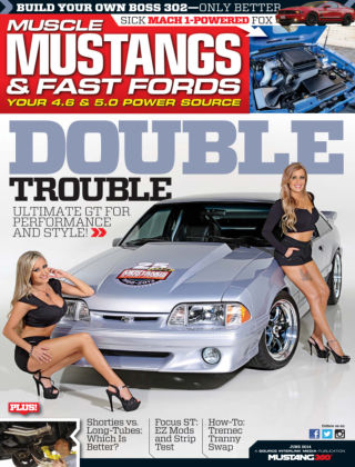 Muscle Mustangs & Fast Fords June 2014