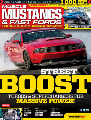 Muscle Mustangs & Fast Fords July 2014