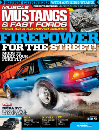 Muscle Mustangs & Fast Fords October 2014