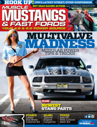 Muscle Mustangs & Fast Fords November 2014