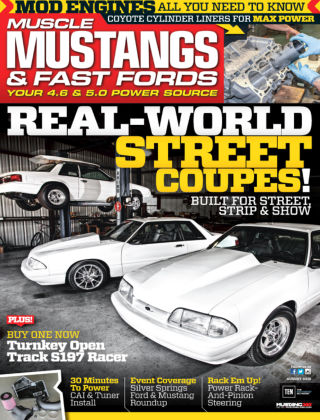 Muscle Mustangs & Fast Fords August 2015