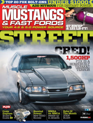Muscle Mustangs & Fast Fords November 2015