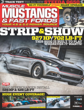 Muscle Mustangs & Fast Fords December 2015