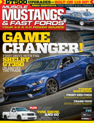 Muscle Mustangs & Fast Fords Feb 2016