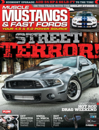 Muscle Mustangs & Fast Fords Mar 2016