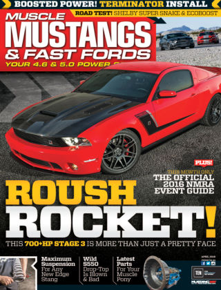 Muscle Mustangs & Fast Fords Apr 2016