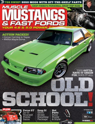 Muscle Mustangs & Fast Fords Nov 2016