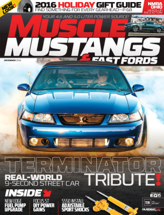 Muscle Mustangs & Fast Fords Dec 2016