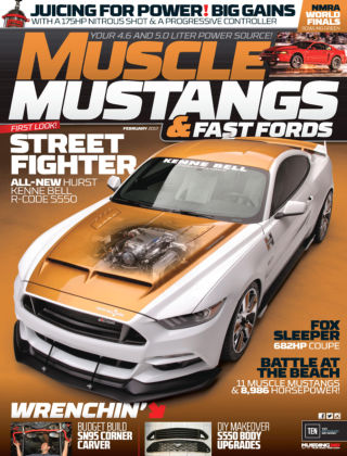 Muscle Mustangs & Fast Fords Feb 2017